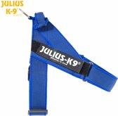 Julius K9 IDC Powertuig/Harnas - Mini-mini/40-53cm - XS - Blauw