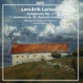 Lars-Erik Larsson: Symphony No. 2