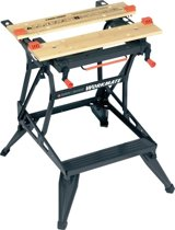BLACK+DECKER Workmate - Verstelbare Werkbank - WM550