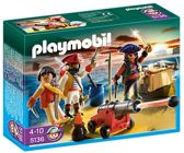 Playmobil Piratenbende met Wapenarsenaal - 5136