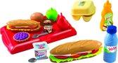 ECOIFFIER 4552630 Keuken & eten Speelset rollenspelspeelgoed