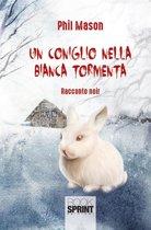 Un coniglio nella bianca tormenta