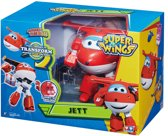 Super Wings Speelfiguren Transform 'n Talk - Jett