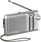 Panasonic RF-U160D Draagbaar Digitaal Zilver radio