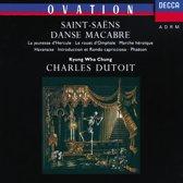 Saint-Saens: Danse Macabre, etc / Dutoit, Philharmonia Orch