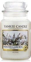 Yankee Candle Wintergarden Large Jar