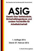 Asig, 1. Auflage 2016