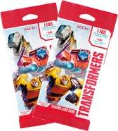 Transformers 2-pack Booster - 16 Transformers Kaarten