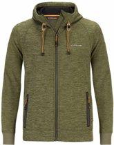 Life-Line Raupo Fleece Vest met Capuchon Heren