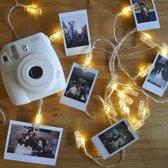 Led Light Slinger Lichtjes met clips met USB aansluiting-Geen Batterijen-Knijpers-Lengte 250 cm-Led Strip-Fotolijsten- Kerstverlichting-Trouwdecoratie-Feestverlichting-Feestversiering-Verjaardag decoratie-Kaartenhouder