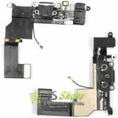 Dock Connector Charging Port + Headphone Jack Flex Cable Black geschikt voor iPhone 5S