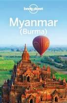 Omslag van 'Lonely Planet Myanmar (Burma)'
