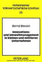 Innovations- Und Umweltmanagement in Kleinen Und Mittleren Unternehmen