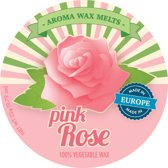 Aroma Wax Melts Pink Rose