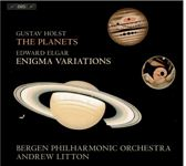 The Planets & Enigma Variations