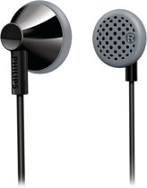 Philips SHE2000 - In-ear oordopjes - zwart