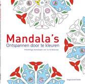 Mandala's- ontspannen door te kleuren