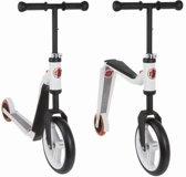 Scoot & Ride Highwayfreak 2 in 1 Scooter en Push-bike