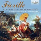 Fiorillo: Violin Concerto, Sinfonia