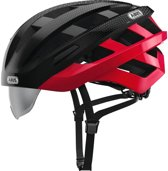ABUS Helm In-Vizz Ascent Black Red