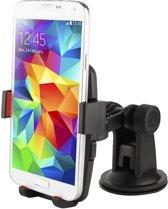 Mobigear Smartphone Autohouder Universeel 50mm tot 75mm