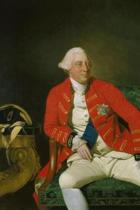 King George III of England by Johann Zoffany 1771 Journal