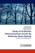 Study of III-Nitrides Heterostructures Grown by Molecular Beam Epitaxy