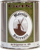Cépé Molenlijn Buitenolie 405 'De Krijgsman' Lichtgrijs 500 ml