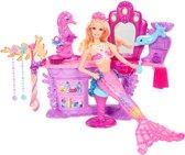 Barbie Zeemeermin Salon - Barbie meubel