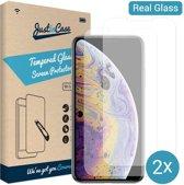 2 stuks iPhone 11 / iphone Xr Screenprotector Tempered Glass Gehard 2.5D 0.3MM 9H
