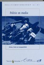 Politiewetenschap 21 - Politie en Media