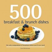 500 Breakfast & Brunch Dishes