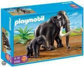 Playmobil Mamoetfamilie - 5105