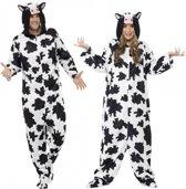 Onesie koe voor volwassenen 42-52 (l)