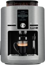 Krups Quattro Force EA82FB - Espressomachine - Zilver