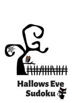 Hallow's Eve Sudoku: 100 Easy Puzzles In Large Print Halloween Themed