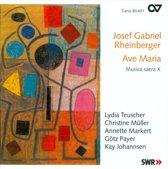 Ave Maria (Musica Sacra Vol. 10)