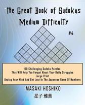The Great Book of Sudokus - Medium Difficulty #4