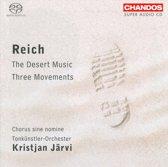 Three Movements, The Desert Music