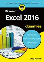 Voor Dummies - Microsoft Excel 2016 voor Dummies