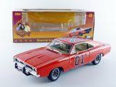 Dukes of Hazzard Modelauto 'General Lee 1969 Dodge Charger' - 1:18