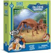 Dino Excavation Kit - Triceratops Skeleton
