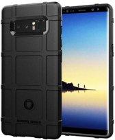 Samsung Galaxy Note 8 hoes - Heavy Armor TPU Bumper - Zwart