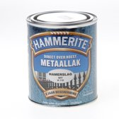 Hammerite Hamerslag Wit H110 750ML