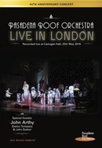 Pasadena Roof Orchestra - Live in London