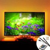 TV USB RBG LED 2x 15 - 5050 LED's met afstandsbediening ǀ Pride Kings®
