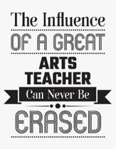 The Influence of a Great Arts Teacher Can Never Be Erased