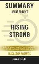 Summary: Bréne Brown's Rising Strong
