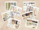 planner Stickers algemeen OUD & NIEUW  2022 voor Mascha Planner