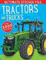 Tractors and Trucks Ultimate Sticker File